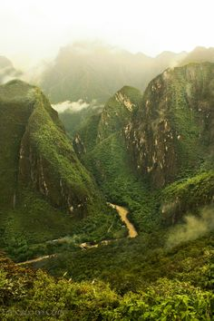 'Machu Picchu' by Francisco Del Corral on 500px. Location: Urubamba River, Machu Picchu, Peru.