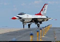 USA - Air Force : Thunderbirds. Nellis AFB stationed there from 93-95