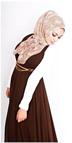 Hijab style cute