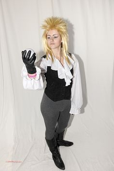 Jareth Cosplay by whysoseriouss.deviantart.com on @deviantART
