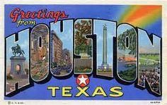 houston travel postcard - Bing Images
