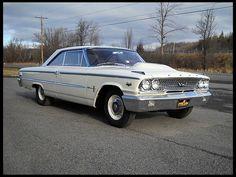 1963 1/2 Ford Galaxie R-code, 427 2-4bbl, lightweight