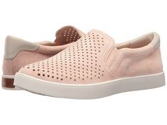 Dr. Scholl's Scout - Original Collection Pink Blush Suede Perf - Zappos.com Free Shipping BOTH Ways