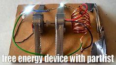 Free energy generator, easy to build, 100% free design