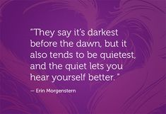Quotes for the Brokenhearted - Erin Morgenstern - Oprah.com