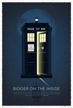 QMx Doctor Who 50th Anniversary Art Print.