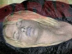 CHILLING FINAL IMAGES OF ANNA NICOLE SMITH'S BODY