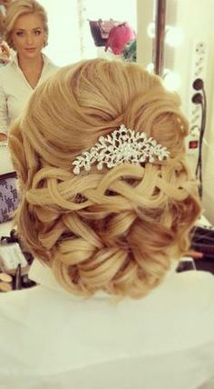 Beautiful braiding Wow. You could totally pull this off Mary!