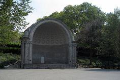 NYC - Central Park: Naumberg Bandshell