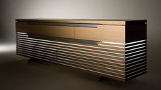 Modern Sideboard / Holz - TOSAI by Peter Maly - Conde House Europe