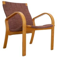 Bruno Mathsson Bentwood Chair | From a unique collection of antique and modern side chairs at https://www.1stdibs.com/furniture/seating/side-chairs/