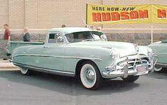 1952 Hudson Pickup Coupe