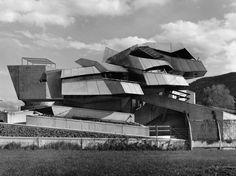 Stonehouse by Günther Domenig ...