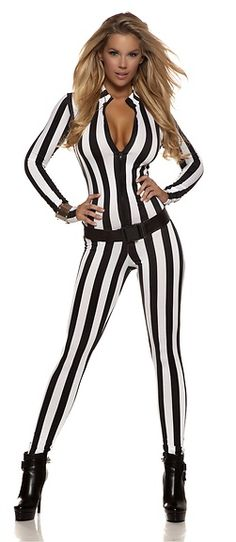 Strike Out Referee Costume