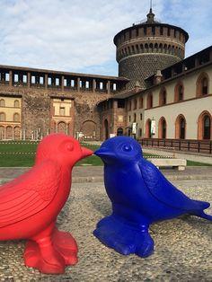 Milan montre ses couleurs : art de rue! @moimessouliers