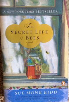 Nancy has submitted five great books for the July-August giving campaign. For each book photo, Bob Wagner's will donate $1.00 to the Downingtown Library. Please spread the word! #book #bookcover #suemonkkidd #secretlifeofbees