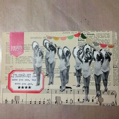 #rolodex #rolodexart #rolodexcard  #collage
