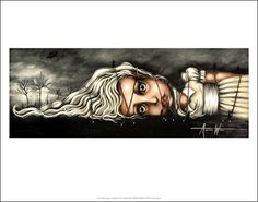 """Gabielle's Travels"" by Angelina Wrona"