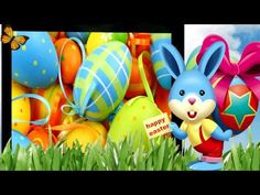 Simple and fun Easter music video for toddlers, preschool, kindergarten, ESL and children with special needs.  Perfect introduction to an Easter theme unit!