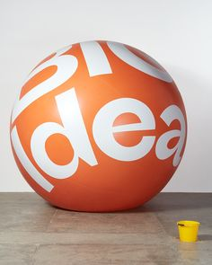 A Load of Jargon: an It's Nice That exhibition celebrating industry buzzwords. (Read more)