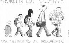 La chimera di un futuro migliore #lavoro #giovani #disoccupazione #laurea #sog