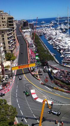 Watch a race live at scene, Monaco, Singapore, Hockenheim, await....San Marino is no longer on the race calendar.