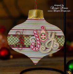 """Brigit's Scraps """"Where Scraps Become Treasures"""": Christmas Joy!"""