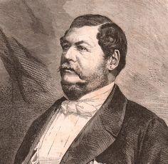 Lucien Murat Joachim Murat prince de Pontecorvo Caroline Bonaparte Napoléon 1861
