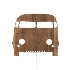 Car wall lamp