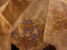 Cutwork Saree, Cutwork Embroidery, Embroidery Hoop Art, Embroidery Patterns, Embroidery Suits Punjabi, Elegant Saree, Work Sarees, Cut Work, Saris