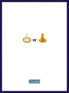 Durex - Or #Advertising repinned by www.BlickeDeeler.de