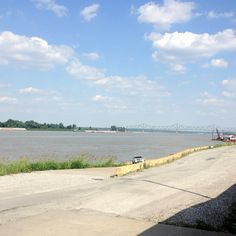 From cairo levee