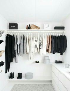 Neatly arranged