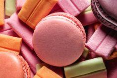 """Etwas Besonderes: Bubble-Gum-Macarons - LADURÉE: """"Macarons"""""""