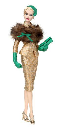 OOAK Vintage Inspired Doll by IT Designer Chris Stoeckel