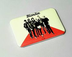 Check out this item in my Etsy shop https://www.etsy.com/listing/563417744/blondie-nyc-art-fridge-magnet-debbie