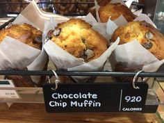 Oppose Efforts to Delay or Weaken Menu Labeling Chocolate Chip Muffins, Calorie Counting, Whole Food Recipes, Chips, Menu, Vegetables, Ethnic Recipes, Join, Public
