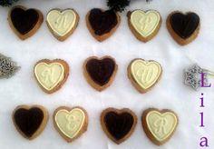 Τα λιλά της Λίλας Μπισκοτένιες Καρδιές!!!!!! http://lilaspurplethoughts.blogspot.gr/2014/12/blog-post_29.html