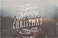 Christmas Photo Overlays by The Makery on Creative Market