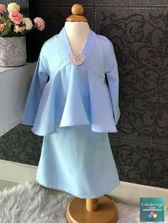 Bell Sleeves, Bell Sleeve Top, Kebaya, Ruffle Blouse, Kids, Women, Fashion, Products, Young Children