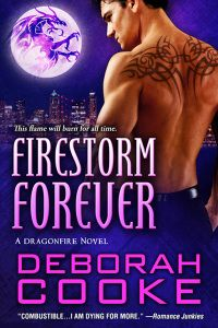 Firestorm Forever by Deborah Cooke, featured on Leah Braemel's Pay It Forward Friday blog