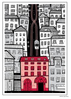 Lisboa by Tiago f Moura | galeria