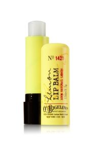 Lemon Lemon Lip Balm - C.O. Bigelow - Bath & Body Works  A fav Essentials! Bought for my husband but turned around and bough for myself! Yummy, silky soft lips!