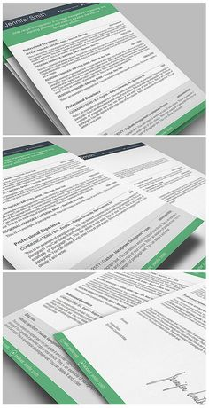 Resume Template - #Resume, #ResumeTemplate, #ResumeWay