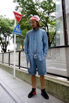 【STREET SNAP】白神 優賢   ディレクター   ストリートスナップ   原宿(東京)  « DROPTOKYO