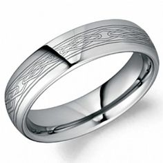 Crown Ring - Collections Alternative Metal Tungsten Carbide Tu 0019 14