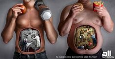 You are what you eat...!!!!!