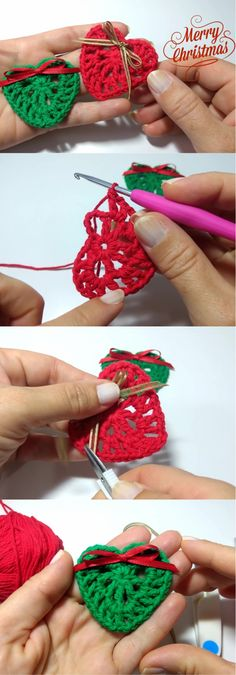 Love DIY ideas ?! This is Step by step guided video tutorial how to crochet this Cute Hearts. This crochet Hearts is very simple to make and adorable.