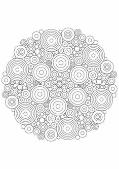 Circle Mandala Coloring Pages top 25 Mandala Coloring Pages for Your Little Es Mandala Art, Stencils Mandala, Circle Mandala, Mandala Painting, Flower Mandala, Mandala Pattern, Mandala Design, Abstract Coloring Pages, Pattern Coloring Pages