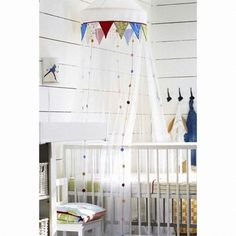 ikea Fabler canopy  sc 1 st  Pinterest & Fabler canopy from IKEA - for a crib. so cute! | Ideas | Pinterest ...